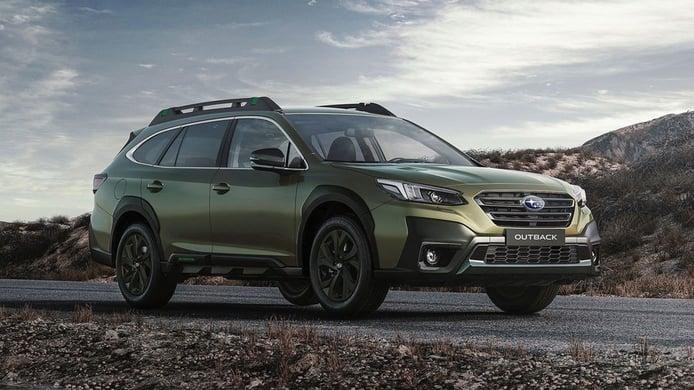 Subaru Outback 2021, todo listo para la llegada a España de la sexta generación