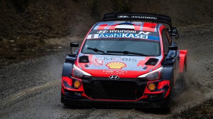 Tänak, Neuville y Loubet prepararán el Rally de Croacia en el Sanremo