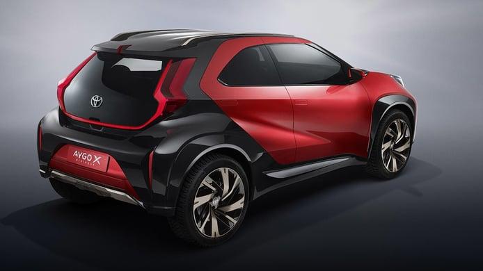 Foto Toyota Aygo X Prologue Concept - exterior