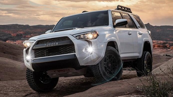 Toyota registra la sugerente denominación Trailhunter ¿Nueva versión off-road en camino?