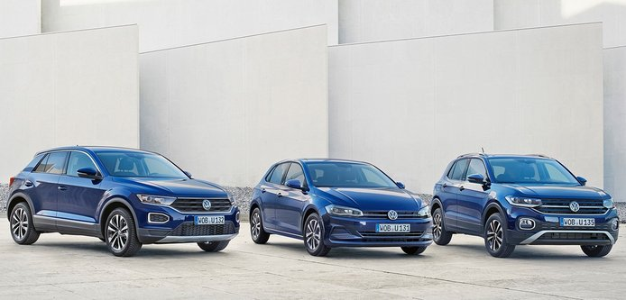 Volkswagen garantiza el futuro de los Golf, Tiguan, Passat, Tayron y T-Roc