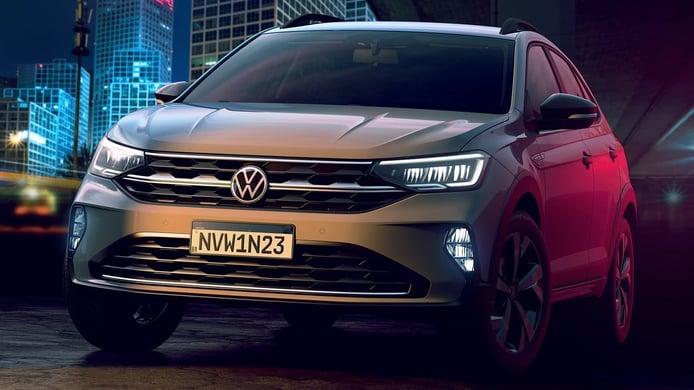 Volkswagen Taigo, así se llamará la versión europea del Nivus fabricada en España