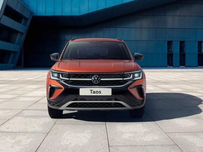 El Volkswagen Taos saldrá a la venta en Rusia en verano de 2021
