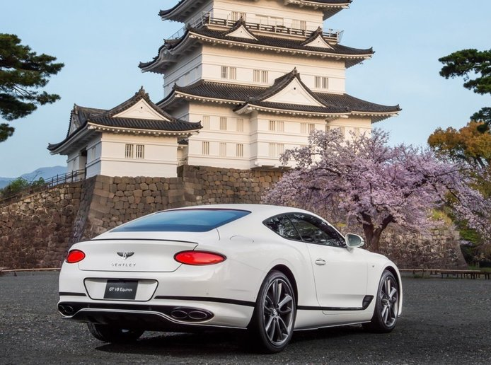Foto Bentley Continental GT V8 Equinox Edition - exterior