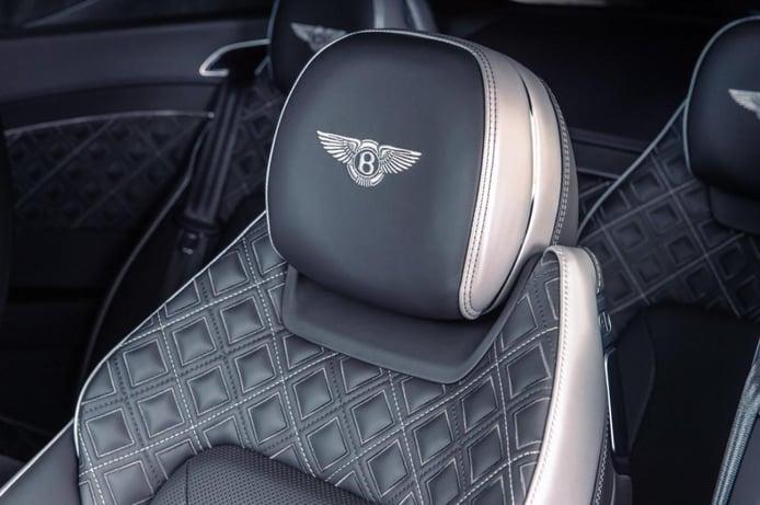 Foto Bentley Continental GT V8 Equinox Edition - interior