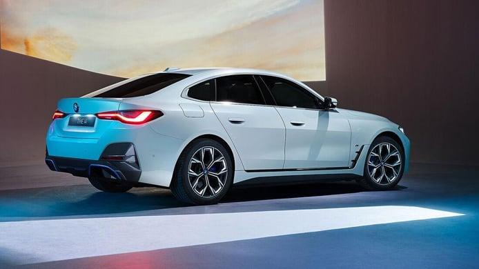 Foto BMW i4 M Sport - exterior