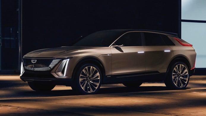 Ya hay fecha para el esperado debut público del Cadillac Lyriq