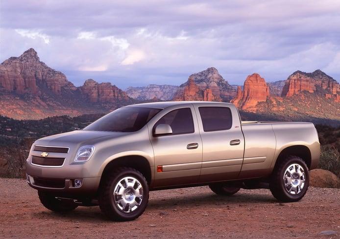 Chevrolet registra el nombre Cheyenne y se desatan los rumores sobre un nuevo pick-up