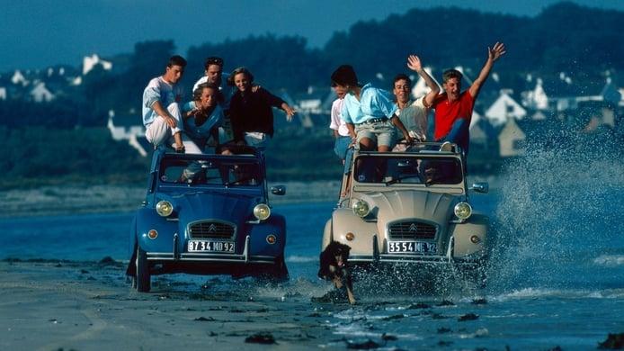 Amores de juventud: el Citroën 2CV