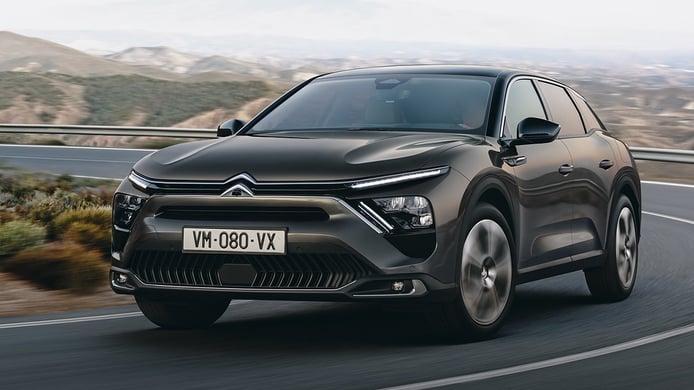El nuevo Citroën C5 X supone el regreso de la marca francesa al segmento D