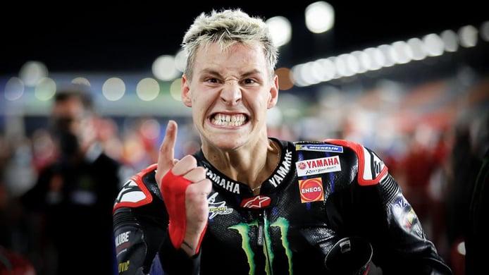 Fabio Quartararo: «Mi victoria en Doha es la más especial en MotoGP»