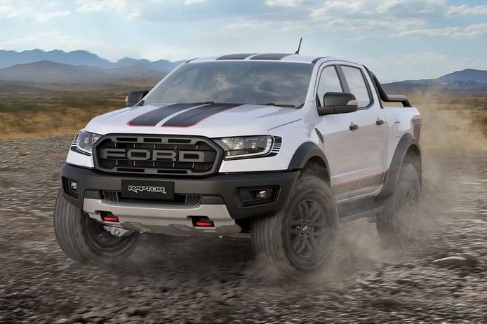 Ford Ranger Raptor X: nueva versión más deportiva para el radical pick-up