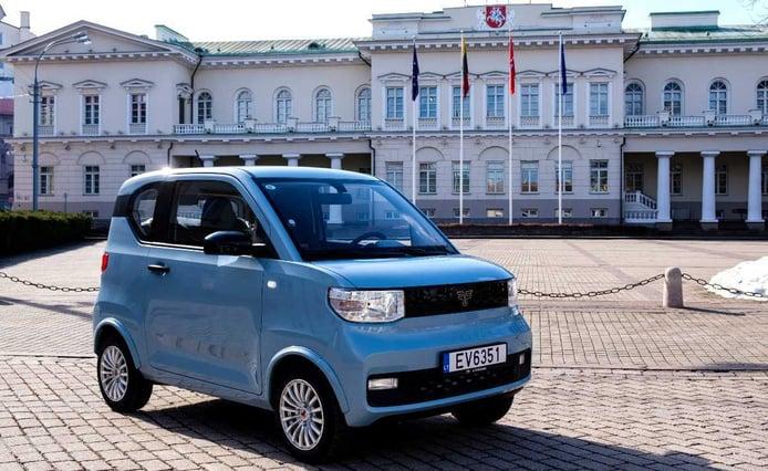 Freze Nikrob EV: el eléctrico más vendido de China llega para ser el más barato de Europa