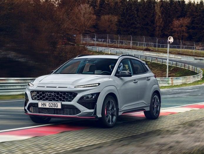 Los futuros deportivos de Hyundai N llegarán a los eléctricos y de hidrógeno
