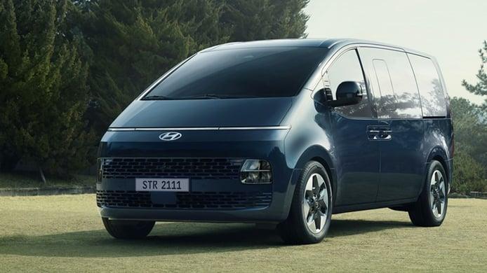 Hyundai Staria, un monovolumen para mirar al futuro