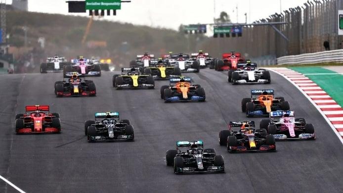 El impacto de los cambios de elevación de la pista en la Fórmula 1