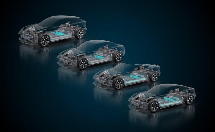 Italdesign y Williams desarrollan la nueva plataforma de coches eléctricos EWX
