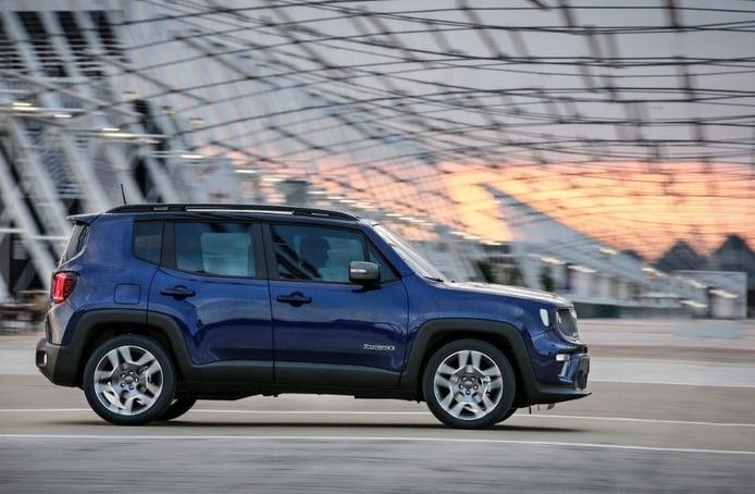 Italia -  Marzo 2021: Podio para el Jeep Renegade