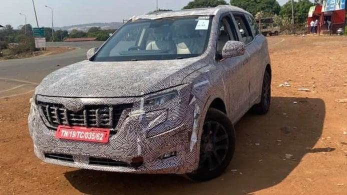 XUV700, el nuevo SUV global de Mahindra que llegará al mercado en 2022