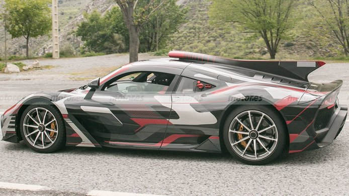 ¡Cazado en carretera! El esperado Mercedes-AMG ONE y su tecnología de F1 al detalle