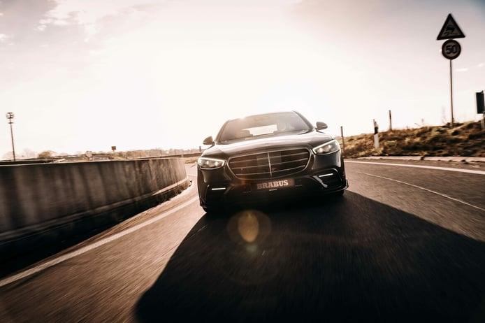 BRABUS B50, el preparador presenta sus primeras novedades sobre el Mercedes Clase S
