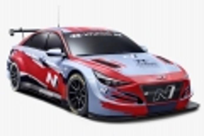 Hyundai mantiene su programa en el WTCR con el debut del Elantra N TCR