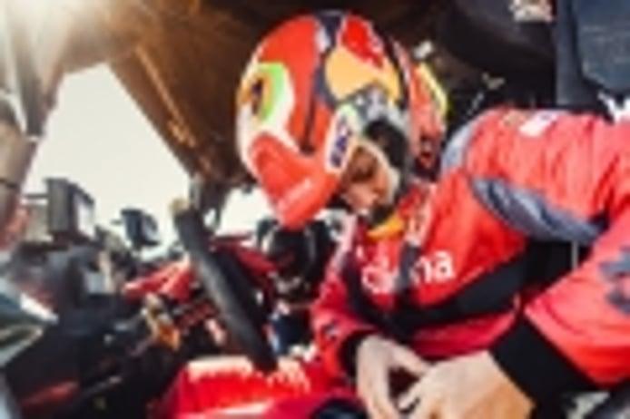Laia Sanz disputará el Andalucía Rally a los mandos de un MINI JCW Rally