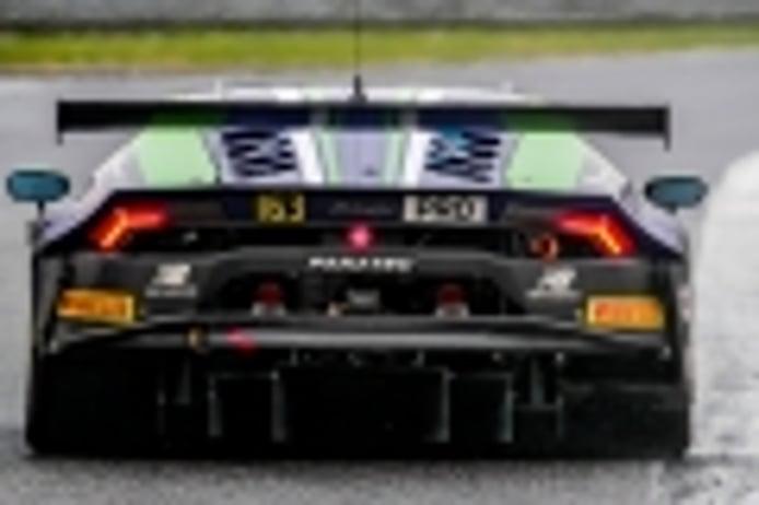 La llegada del nuevo Lamborghini Huracán GT3 Evo2 se retrasa a 2023