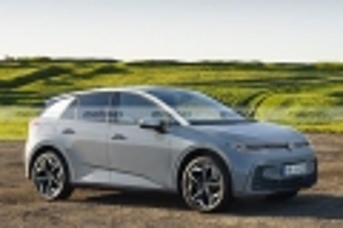 Volkswagen ID.2 2025, primera recreación del futuro B-SUV eléctrico
