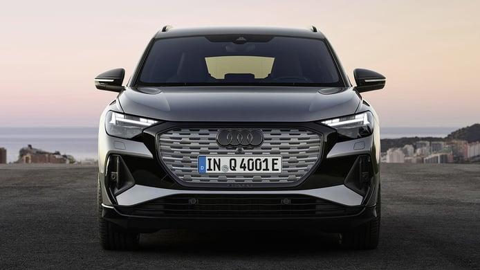 Audi Q4 e-tron - frontal