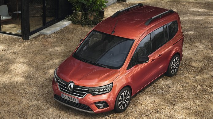 Renault Kangoo Combi 2021, la renovada furgoneta ya tiene precios en España