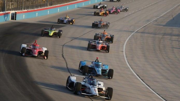 Previo y horarios de las 300 / 375 millas de Texas de IndyCar 2021