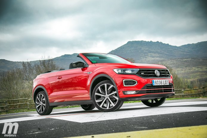 Prueba Volkswagen T-Roc Cabrio, ante la duda techo fuera
