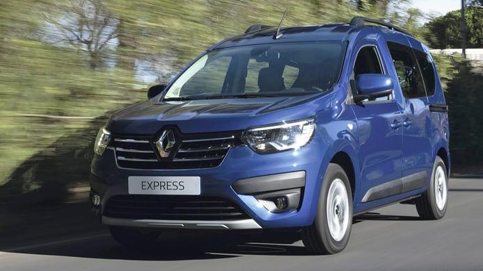 Renault Express 2021, movilidad familiar para tomar el testigo del Dacia Dokker