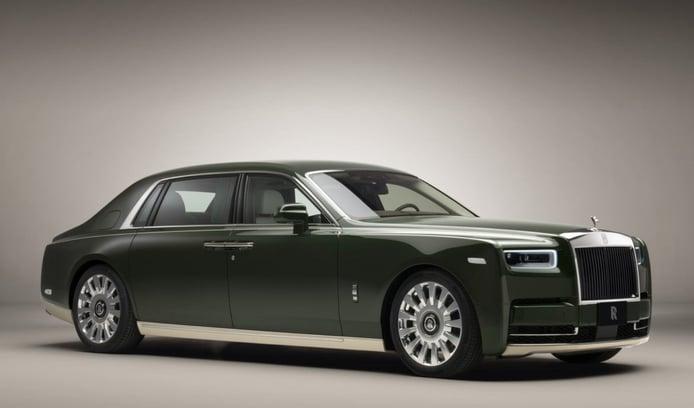 Foto Rolls-Royce Phantom Oribe - exterior