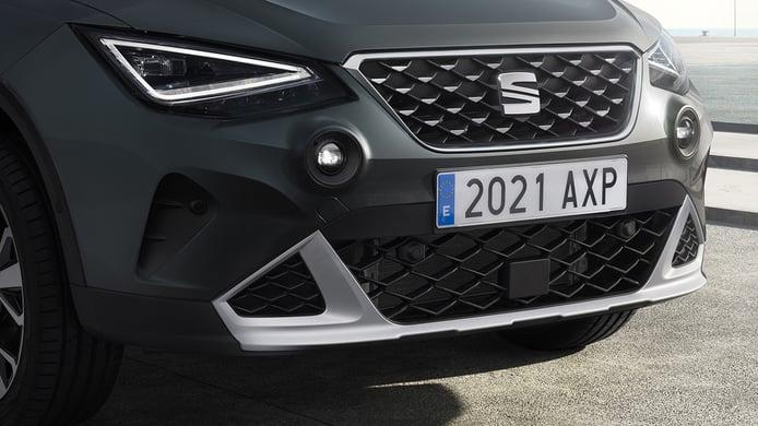 SEAT Arona 2021 - frontal