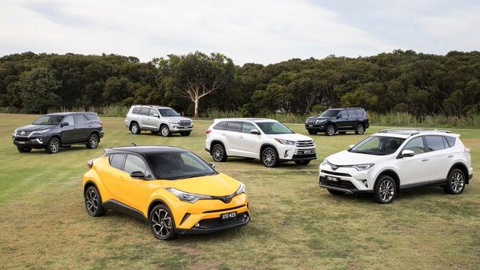 Toyota confirma nuevo SUV de 8 plazas con tecnología de conducción sin manos