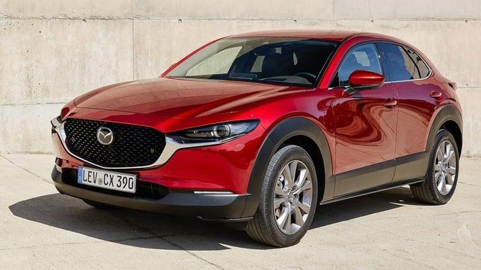 Colombia - Marzo 2021: Victoria contundente del Mazda CX-30