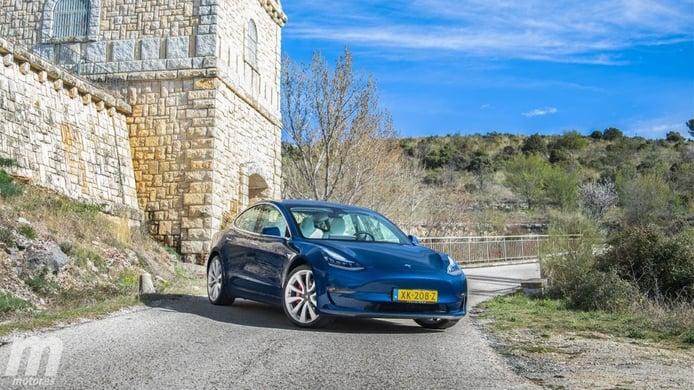 Europa - Marzo 2021: El Tesla Model 3 se queda a las puertas del podio