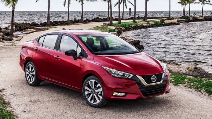 México - Marzo 2021: El Nissan Versa reafirma su liderato