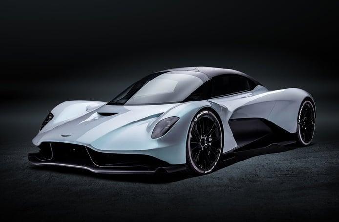 ¿Qué sorpresa ha preparado Aston Martin para Pebble Beach?
