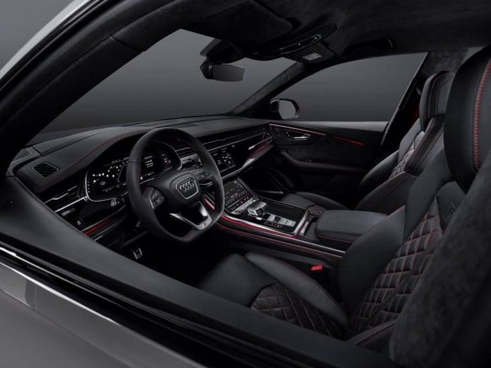 Foto Audi Q7, y Q8, S line Competition Plus - interior