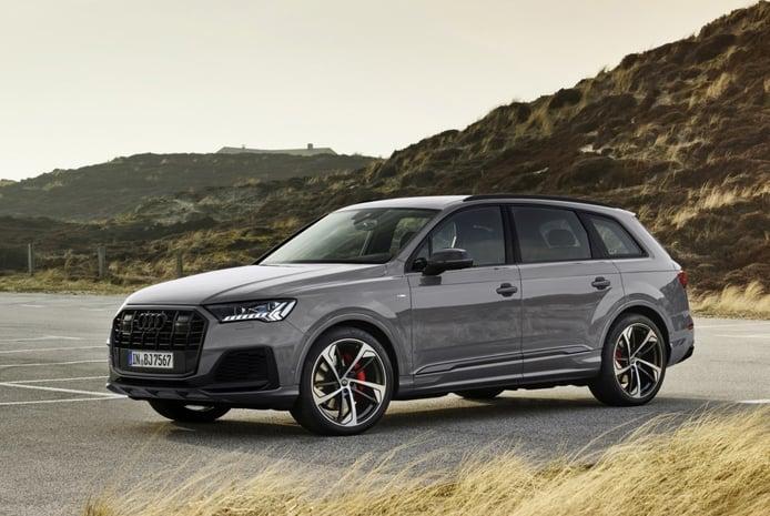Foto Audi Q7 S line Competition Plus - exterior