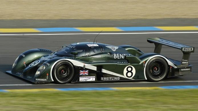 Bentley proyecta un programa LMDh para las 24 Horas de Le Mans de 2024