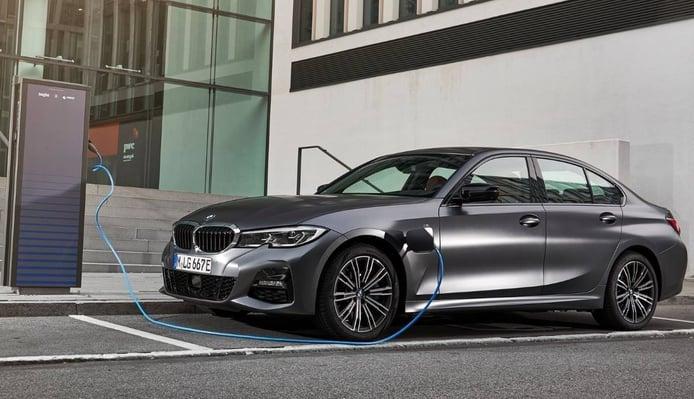 Foto BMW Serie 3 320e