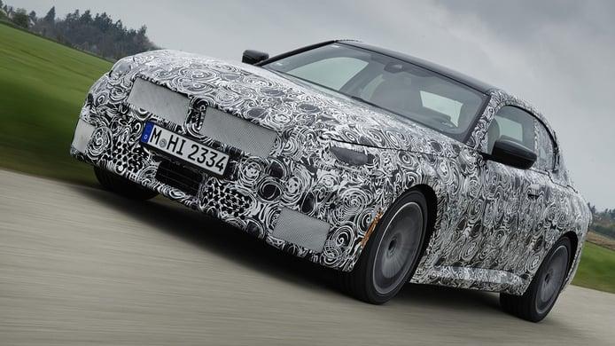 BMW Serie 2 Coupé 2022, el renovado deportivo está a la vuelta de la esquina