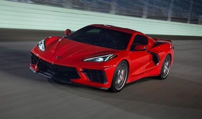 Chevrolet anuncia el nuevo Corvette en Australia testándolo a fondo en circuito