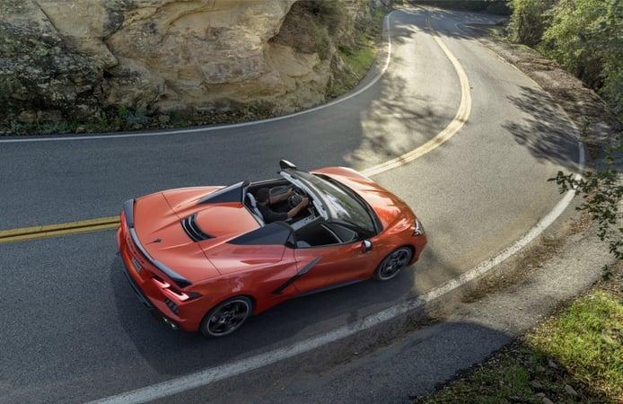 Chevrolet Corvette Stingray Launch Edition, 16 unidades especiales para Europa
