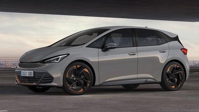CUPRA Born, un coche eléctrico de acento español con hasta 545 km de autonomía