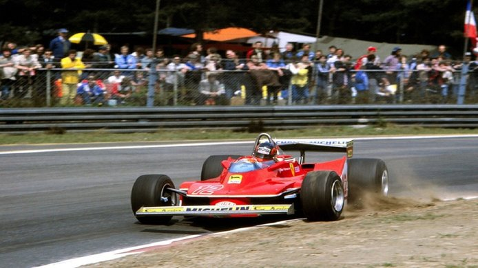 El otro Zolder de Gilles Villeneuve: GP de Bélgica de Fórmula 1 de 1979